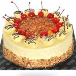 Pineapple Delight Gateau