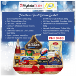 Christmas Feast Deluxe Basket