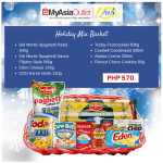 Holiday Mix Basket