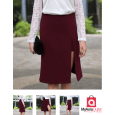 Chandria Brimmed Skirt