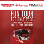 Resorts World Manila Day Tour from B.O.S. Travel and Tours