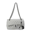 Clutch Bag White