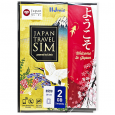 Japan Travel SIM 2GB