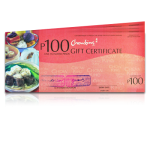Chowking Gift Certificate