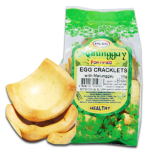 Malunggay Egg Cracklets