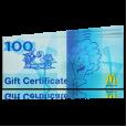 McDonalds Gift Certificate