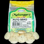 Malunggay Puto Seko